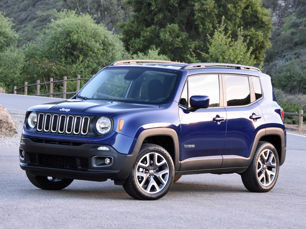 la nueva jeep renegade el suv compacto premiumparts automotriz. Black Bedroom Furniture Sets. Home Design Ideas