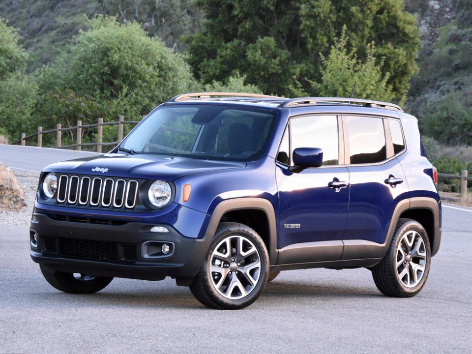 Premium parts Jeep Renegade