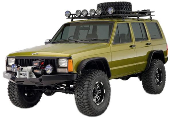 jeep-cherokee-xj-bushwacker-flat-style-fender-flare-kit-1984-2001-8