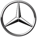 Premium parts logo mercedes benz